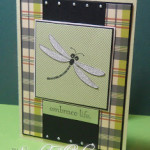 Embrace life: October Afternoon, Stampin Up Bugs & Kisses