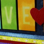 Rainbow of stickers!