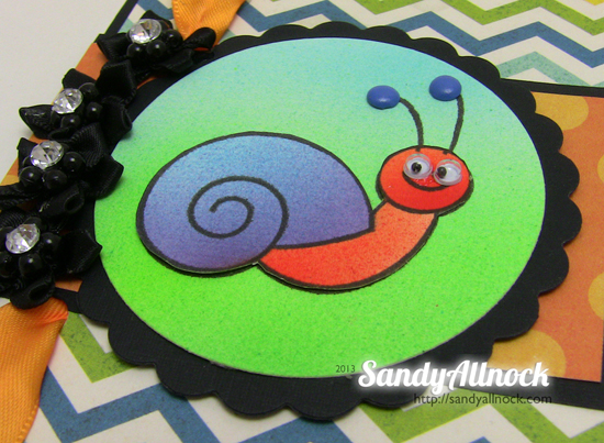 Sandy Allnock - Recollections Snail 2