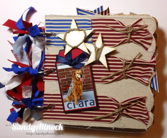 Patriotic Mini Album