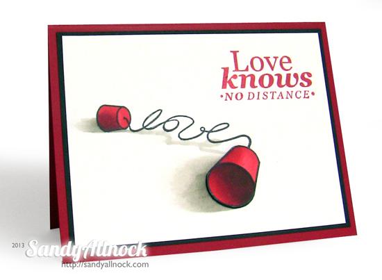 Sandy Allnock - AI Sending Love
