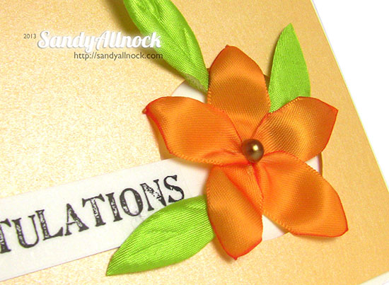 Sandy Allnock Ribbon Petal Tutorial2
