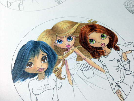 Charlies Angels InProgress