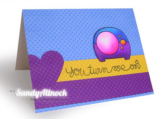 Sandy Allnock - You Turn Me On
