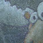Chalkboard moose
