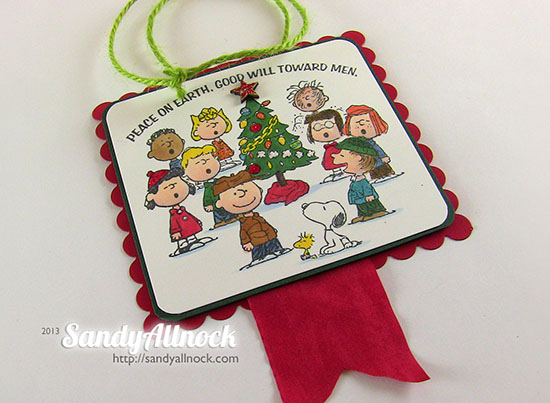 Sandy Allnock Ornament 10