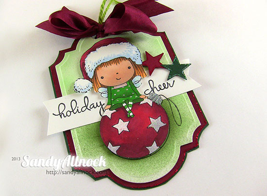 Sandy Allnock Ornament 14