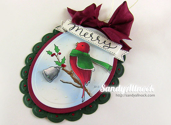 Sandy Allnock Ornament 5