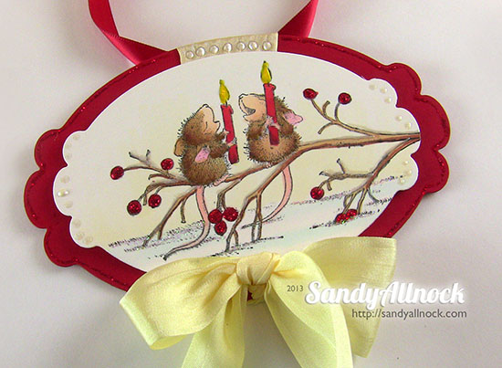 Sandy Allnock Ornament 6