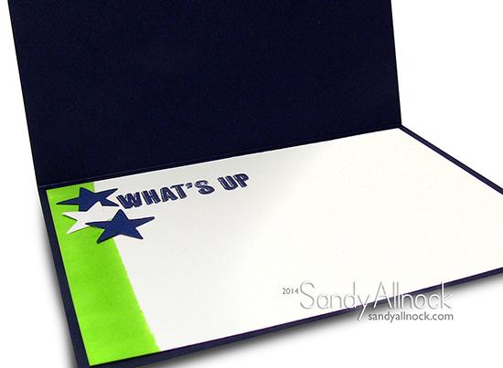 Sandy Allnock - football card 2