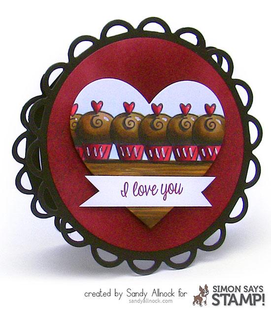 Sandy Allnock - Valentine Truffles 1