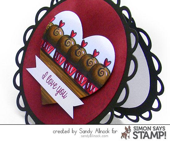 Sandy Allnock - Valentine Truffles 2