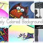 Online Copic Class – Backgrounds!