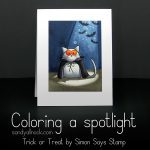 Spooky Coloring: Halloween Spotlight