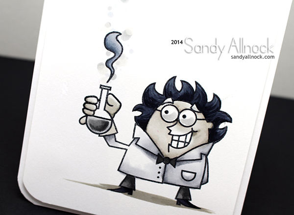 Sandy Allnock Mad Scientist2