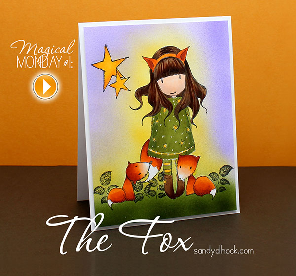 Magical Monday #1: The Fox by Gorjuss