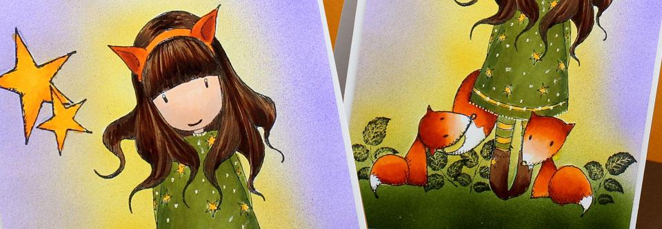 Magical Monday #1: The Fox by Gorjuss
