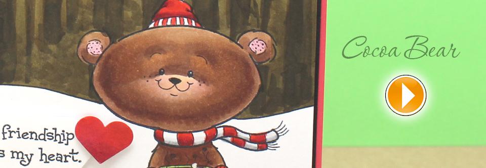 Magical Monday: Cocoa Bear