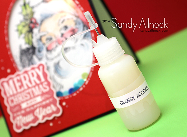 Sandy Allnock - Jolly Santa2