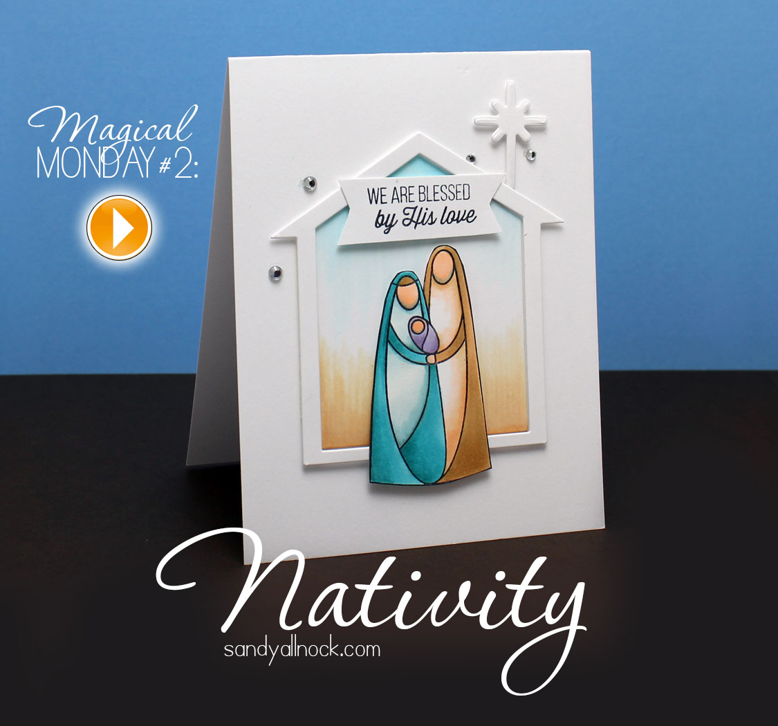 Magical Monday: Nativity