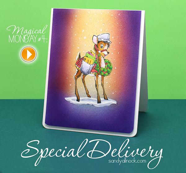 Sandy Allnock - Special Delivery