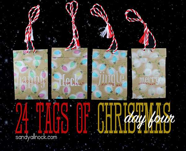 24 Tags of Christmas: Day Four