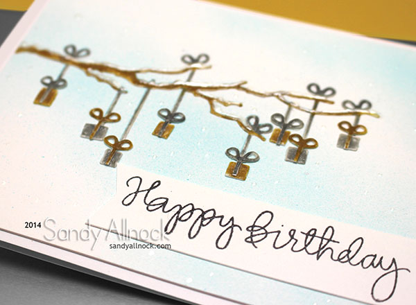 Sandy Allnock - Boxing Day Birthday Card2