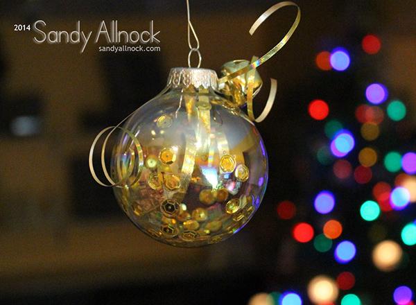 Sandy Allnock - Ornament 2