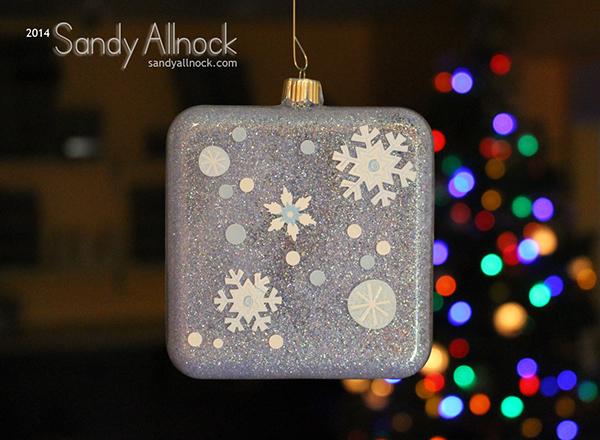 Sandy Allnock - Ornament 4