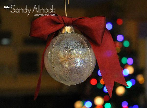 Sandy Allnock - Ornament 5