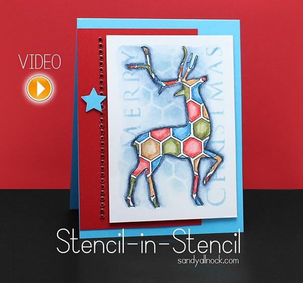 Stencil-in-Stencil Techniques