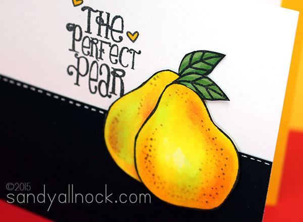Sandy Allnock - Coloring Pears