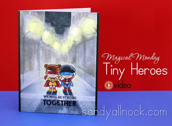 Sandy Allnock - Tiny Heroes - Magical Monday