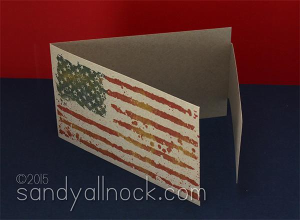 Sandy Allnock Patriotic Cards Unity + Misti2