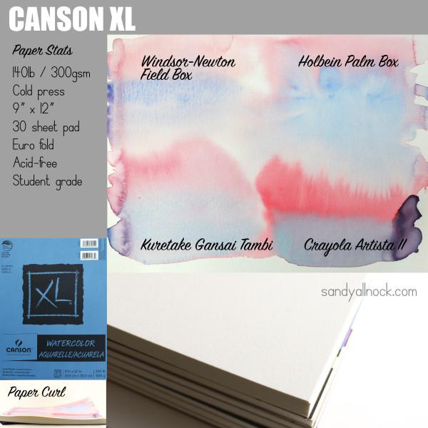 SandyAllnock 1CansonXL