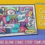Comic Strip Card – Bird Crazy
