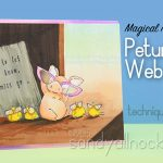 Magical Monday: Petunia's Web!