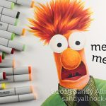 The Muppet Show: Drawing Beaker!
