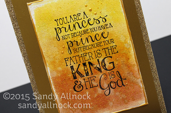 Sandy Allnock Faithbook4 Gold