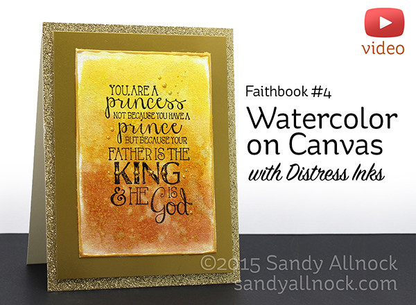 Faithbook 4: You're a Princess!