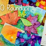 Yupo Roundup: A few coloring mediums