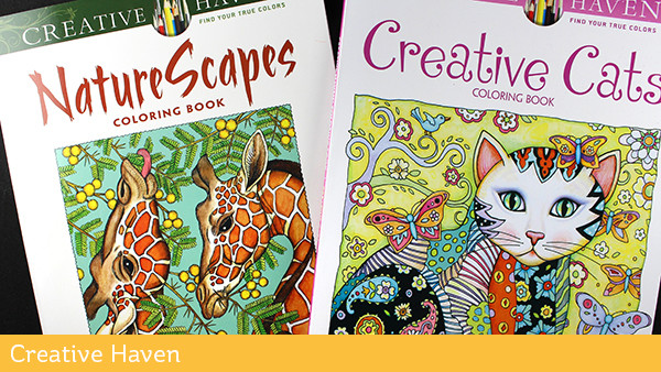 Adult Coloring Books Creative Haven
