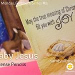 Magical Monday: Baby Jesus (Faithbook Series #5)