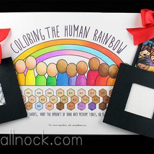 Human Rainbow