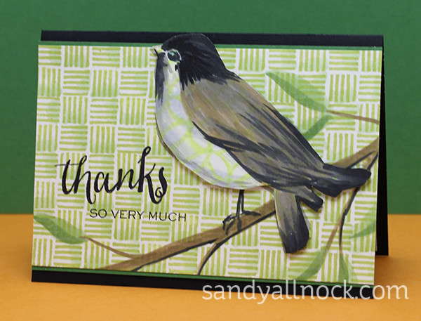 Sandy Allnock Chickadee cards 4