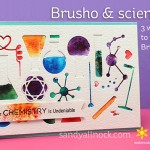 Brusho and Science!