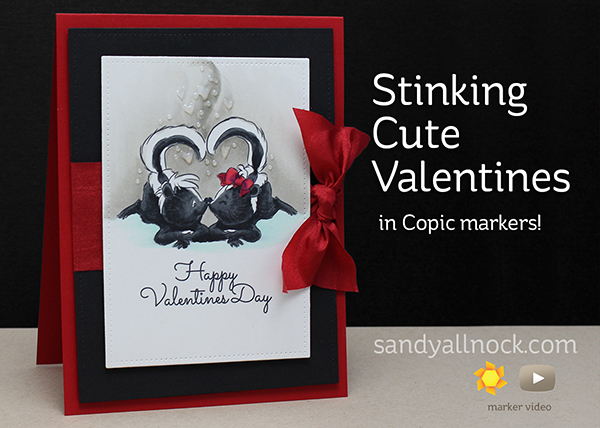 Stinking Cute Valentines (It's a hot mess…until it's not.)