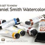 Daniel Smith Watercolors