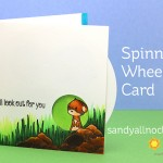 Spinning Wheel Card – Earth Day 2016