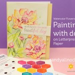 Painting with Dot Charts – Hero Arts Kit April 2016